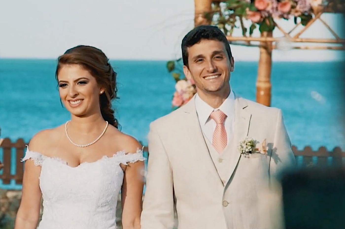 Casamento em Búzios - Claudia e Rafael