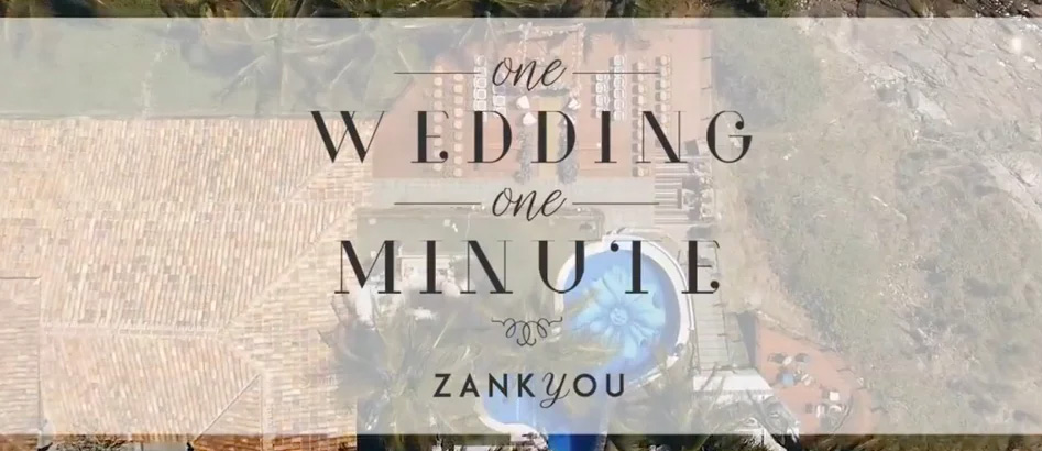 One Wedding One Minute - Búzios Brasil