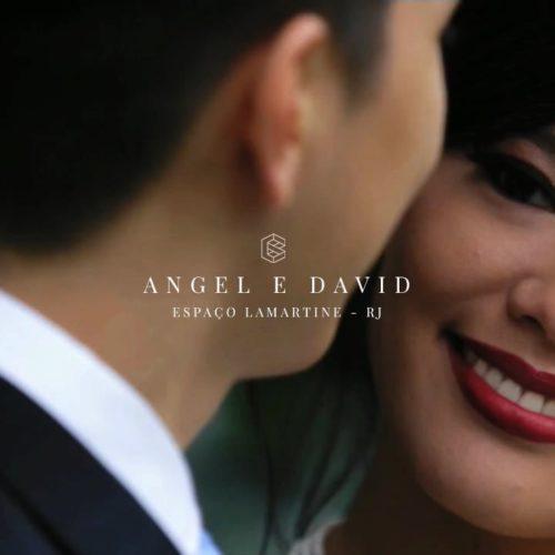 Angel e David | Casamento Espaço Lamartine