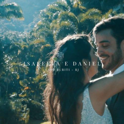 Isabela e Daniel   Casamento Lago Buriti