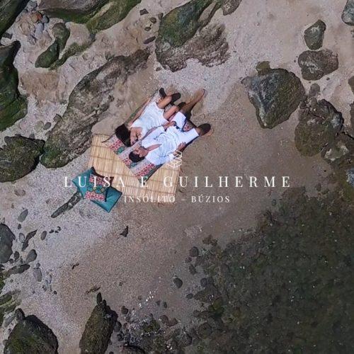 Casamento em Búzios RJ - Luisa e Guilherme - Insólito Boutique e Hotel