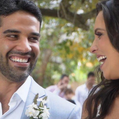 Marcella e Leandro - Casamento Insólito Búzios
